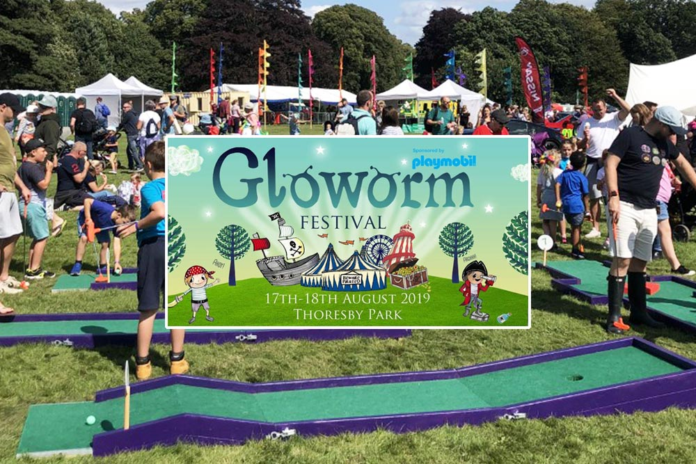 Gloworm Festival in Nottinghamshire