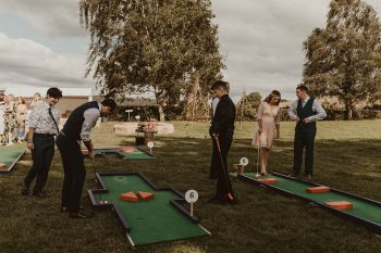 Wedding Mini Putt