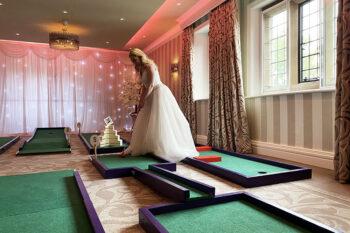 Wedding Crazy Golf Hire